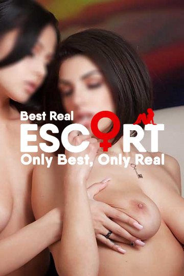 Hot Russian duo escorts in Saint Petersburg! Call our high-class escort service today! Real pictures! Incall and outcall!