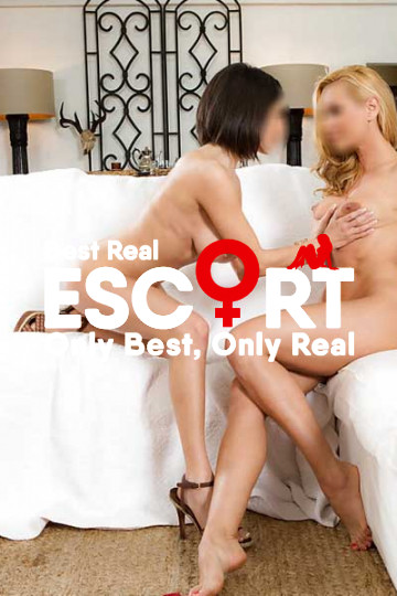 Cheerful Russian duo escorts in Saint Petersburg! Contact our high-class escort service today! Real pictures! Incall and outcall!